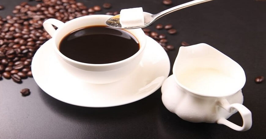 Healthy ways to sweeten coffee