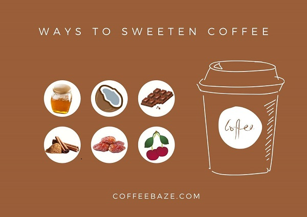 Ways to Sweeten Coffee