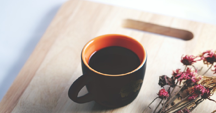 Drinking Black Coffee with Honey Benefits