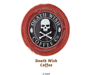 Death Wish K Cups