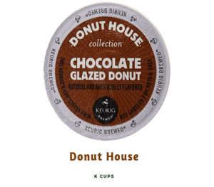 Donut House K Cups