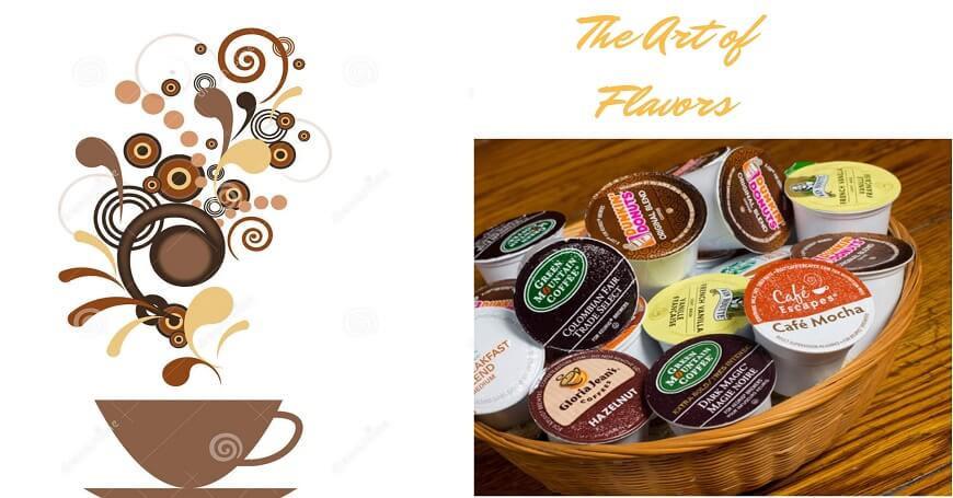 Best Flavored K Cups