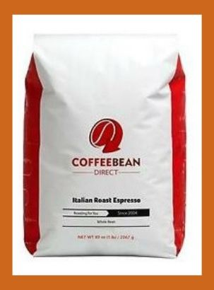 coffee bean direct Italian roast