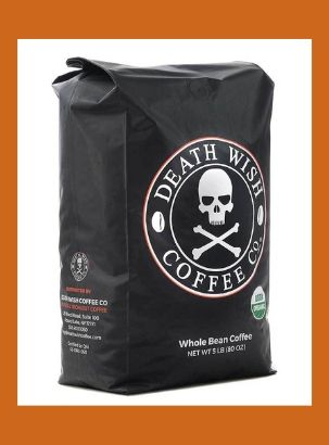 death wish whole espresso coffee beans