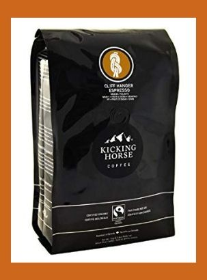 kicking horse coffee cliff hanger