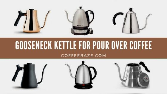 Best Electric Gooseneck Kettle